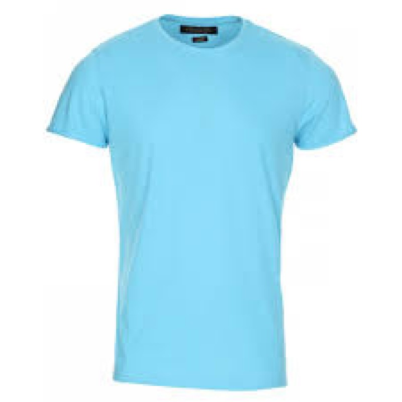 Sky Blue Colour Tshirt