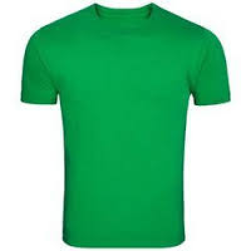 Green Color Tshirt