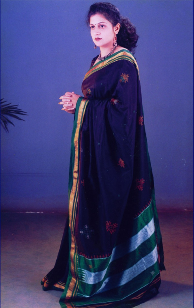 Traditional Irkal Saree