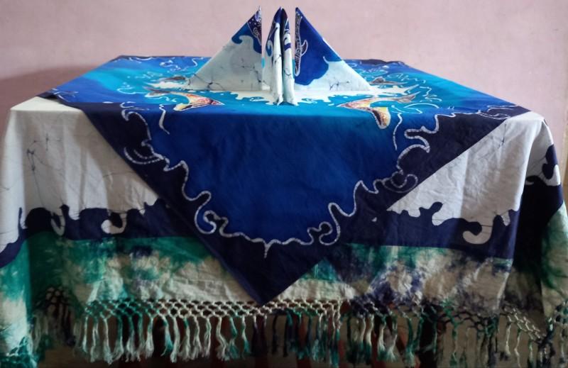 Batik Table clothe