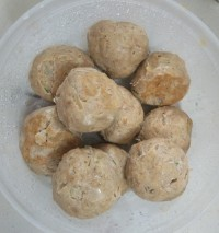 Beef Muthi Kabab